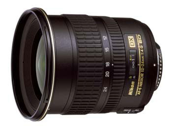 AF-S DX Zoom-Nikkor 12-24mm f/4G IF-ED